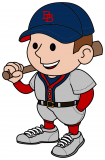 Casey, Broken Bat Baseball Mascot